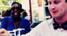 Видеосъемка промо-акции TeaFunny