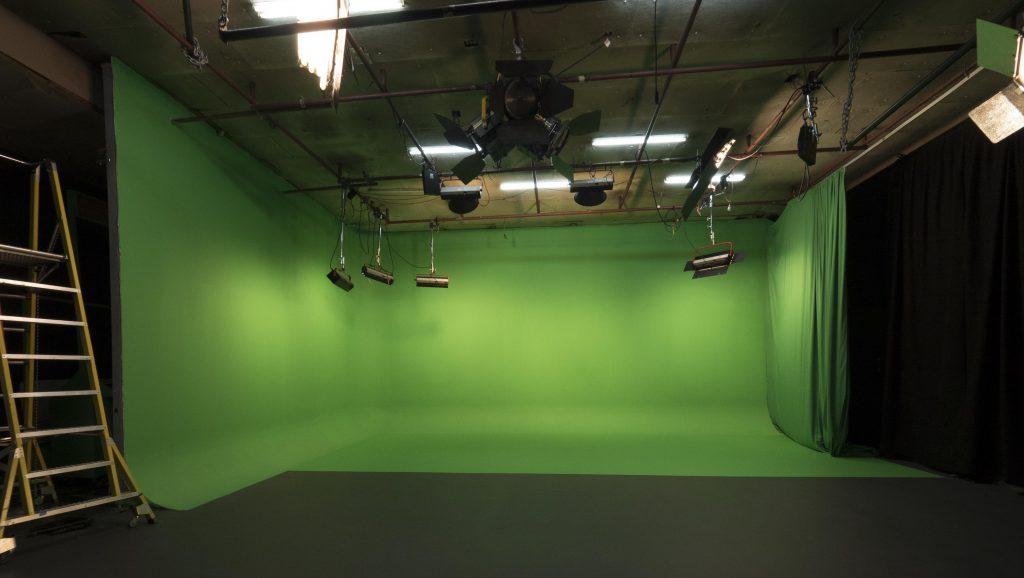 видеосъемка на хромакей