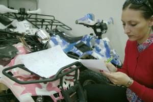 Видеосъемка квадроциклов