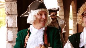 Корпоративный мюзикл про пиратов