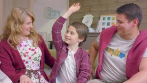 Рекламный ролик про детей
